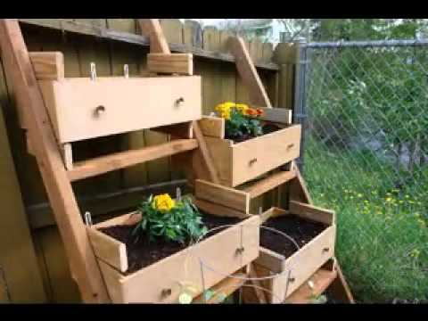 DIY decorating Ideas for Small kitchen garden