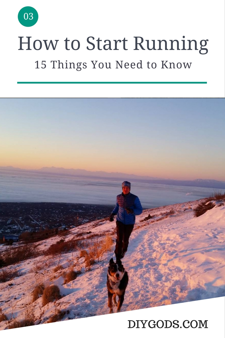 15 Things You Need to Know on How to Start Running