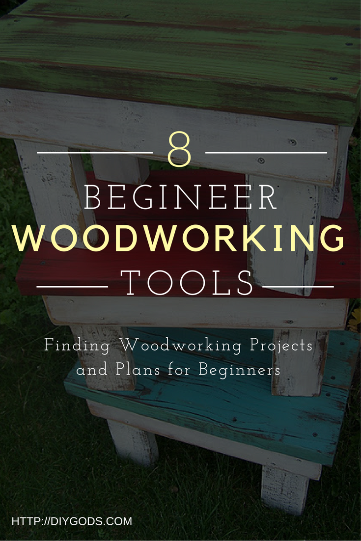 Finding Woodworking Projects and Plans for Beginners
