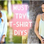 Easy Spring/Summer DIY Ideas: Repurpose Old T-Shirts! | Meredith Foster