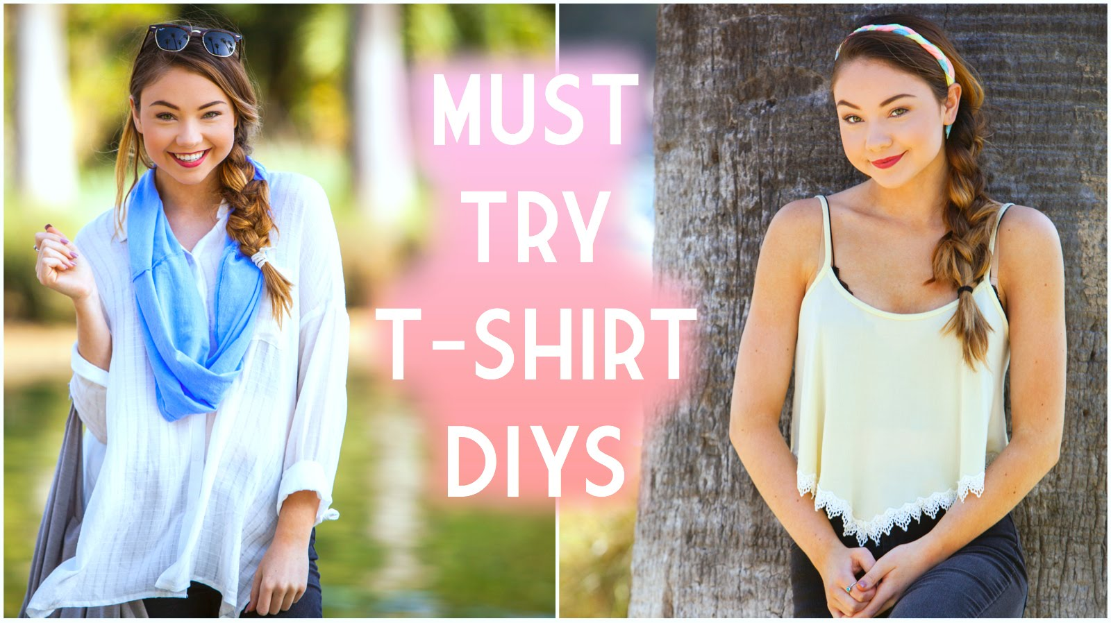 Easy Spring/Summer DIY Ideas: Repurpose Old T-Shirts!   Meredith Foster