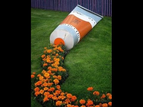 30 diy outdoor gardening ideas and tutorials….
