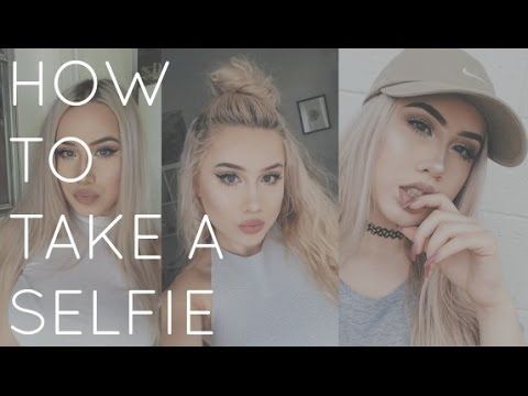 HOW TO TAKE A BOMB A** SELFIE