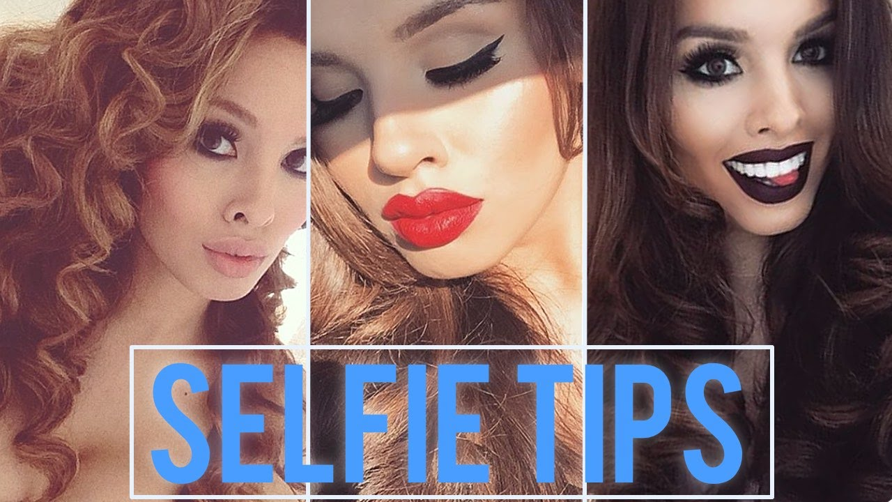 How to Take Better Selfies for Instagram ♥