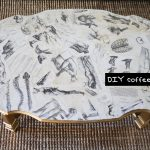 DIY Decoupage Coffee Table – Furniture Design Tutorial with Mr. Kate