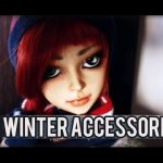 5 Easy DIY BJD Winter Accessories! ((Tutorial))