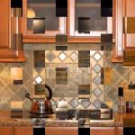 Easy DIY Backsplash kitchen decorating ideas