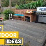DIY BBQ Area Makeover   Outdoor   Great Home Ideas