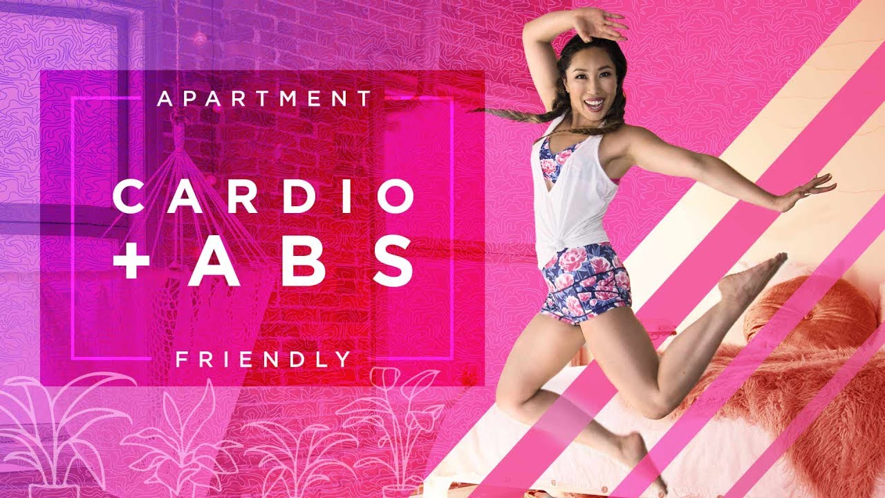 Fat Burning Cardio + Core | Apartment Friendly Workout