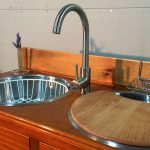 Super-Simple DIY Kitchenette For Small Spaces
