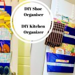 DIY Shoe Organizer / DIY Kitchen Organizer  l New Idea on Youtube l ReallIfe Realhome