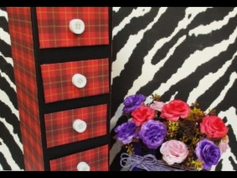 DIY : #70 Mini Drawer For Accessories ♥