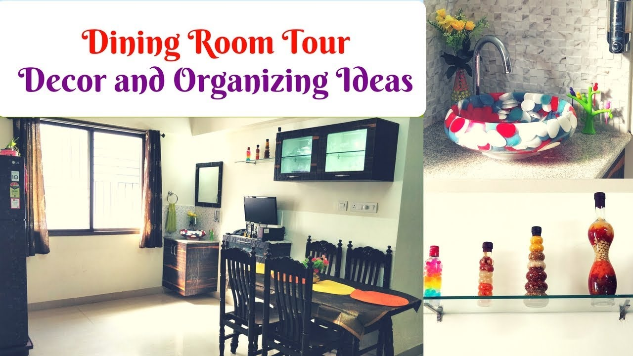 Dining Room Tour – Tips on Organization – Interior design  and DIY Decor Ideas