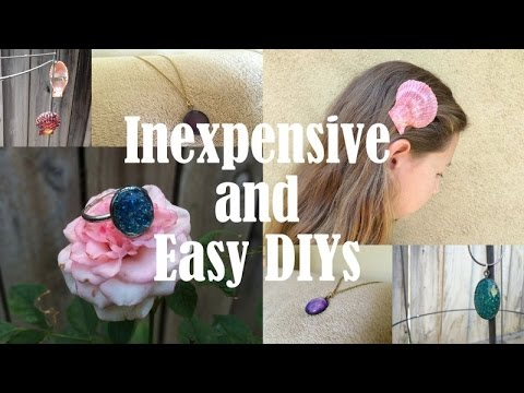 Easy DIY Jewelry & Accessories