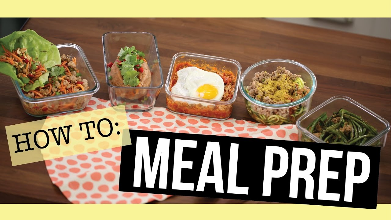 5 Easy Meal Prep Recipes – all 28 Day Reset approved!