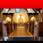 DIY Church wedding decorating ideas