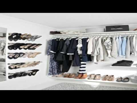 cool diy project | DIY clothing rack ideas – awesome diy projects