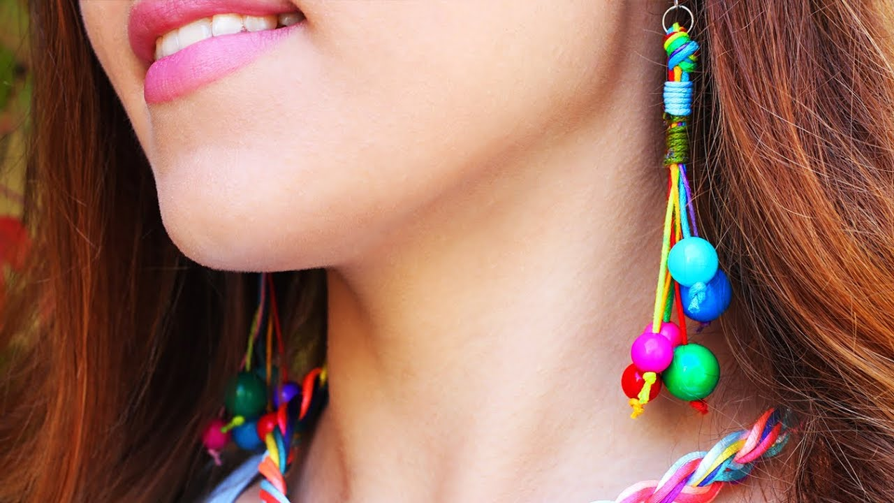 9 DIY Earrings