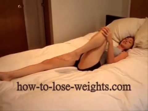 Morning Weight Loss Yoga in Bed
