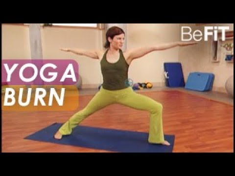 Yoga Burn Workout: 10 Min Solution- Lara Hudson