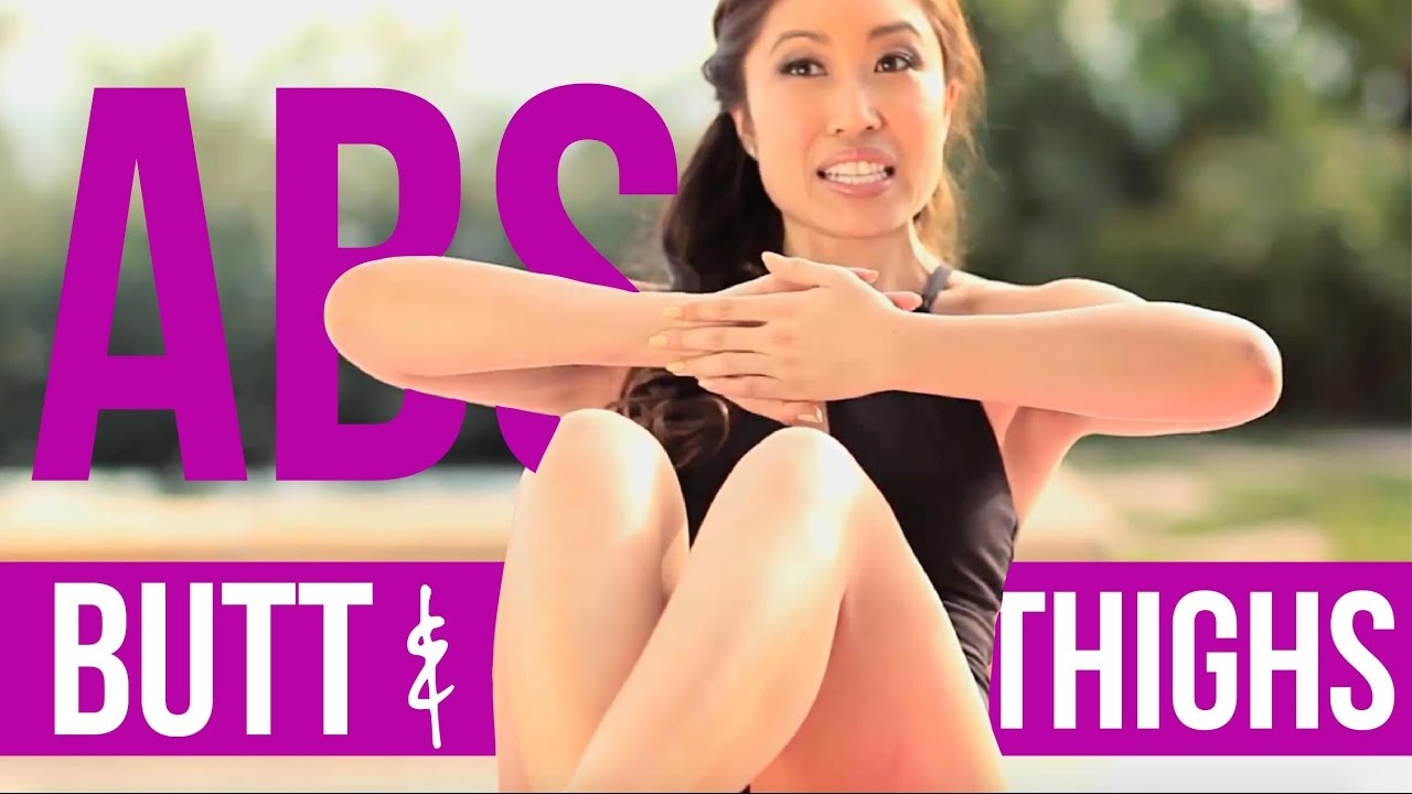 Abs, Butt and Thighs | HOT BODY EXPRESS DVD (Full 30 minute workout)
