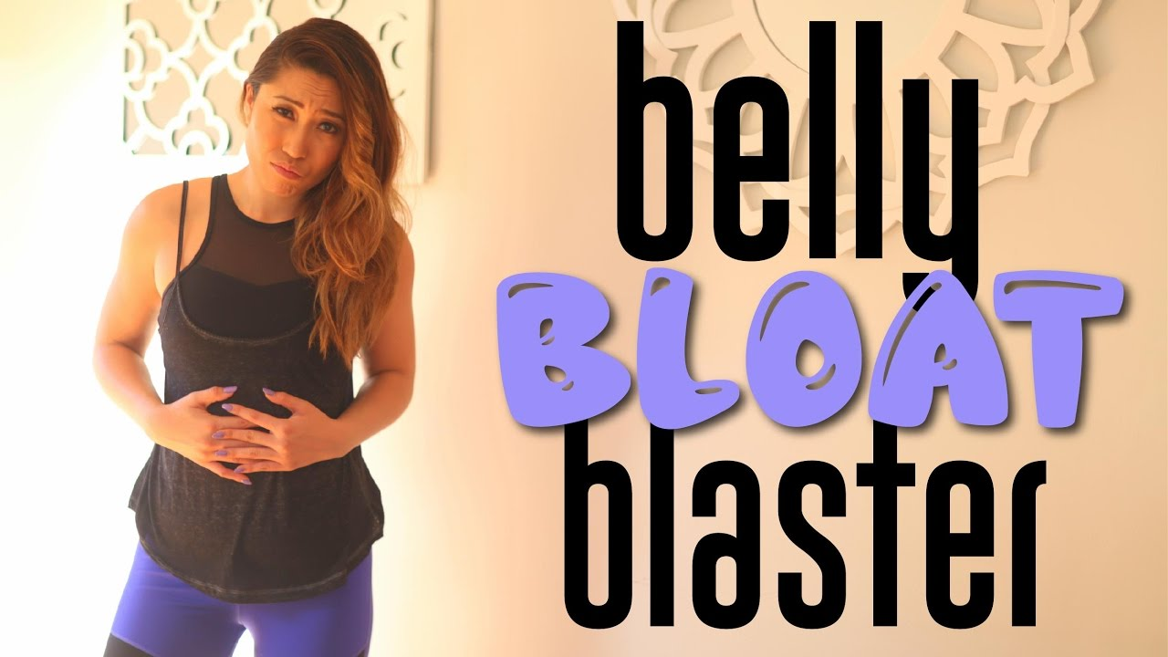 Belly Bloat Blaster Workout