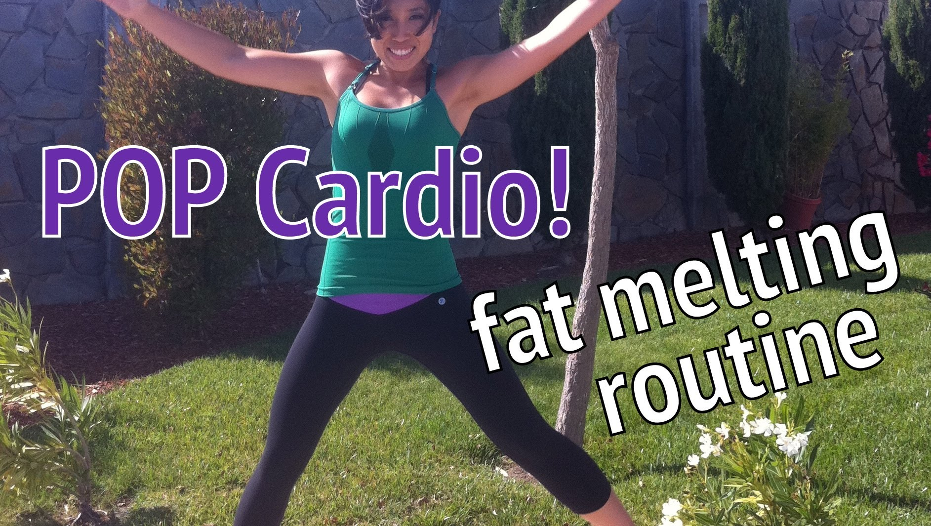 POP CARDIO: Fat Melting Routine