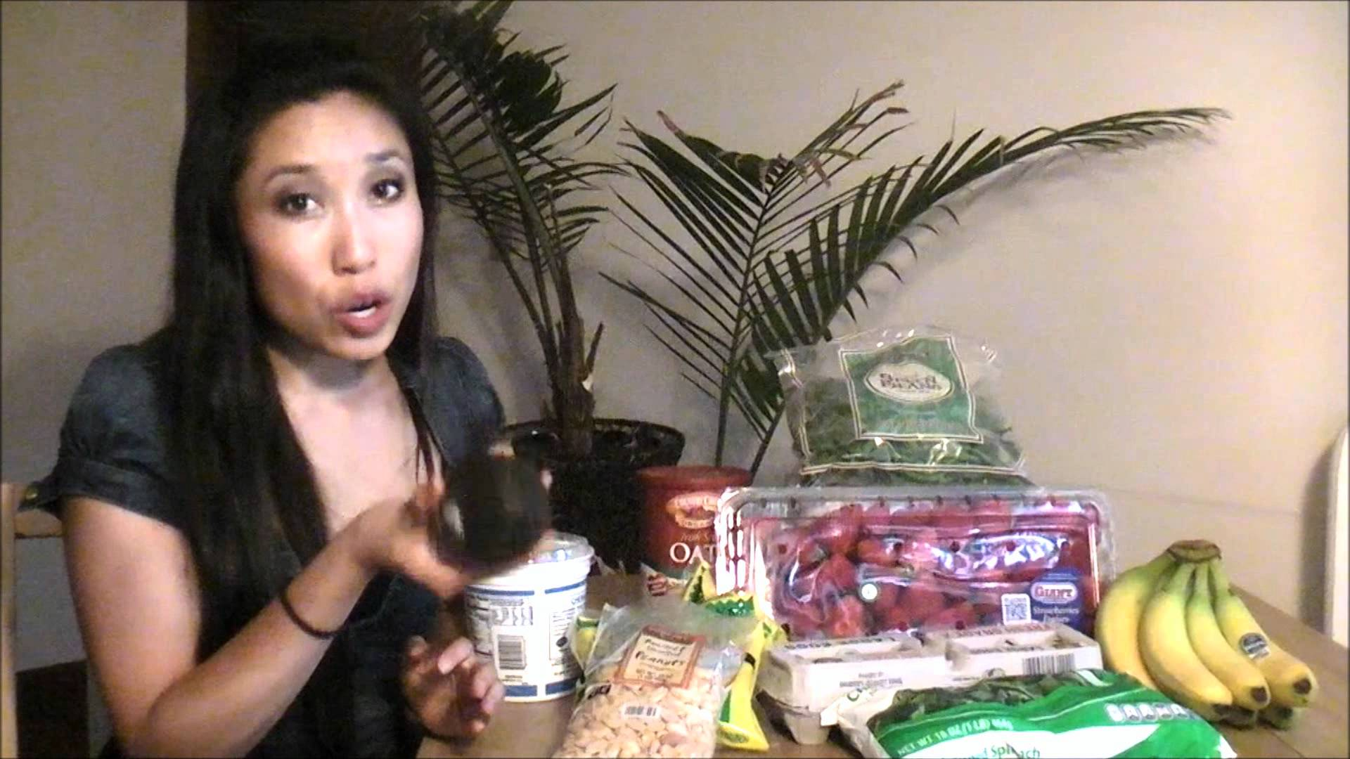 Cassey's 1st Grocery Food Haul