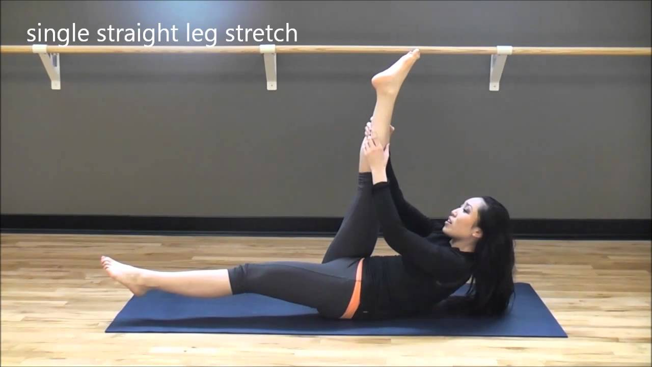 POP Pilates for Beginners – Total Body Workout