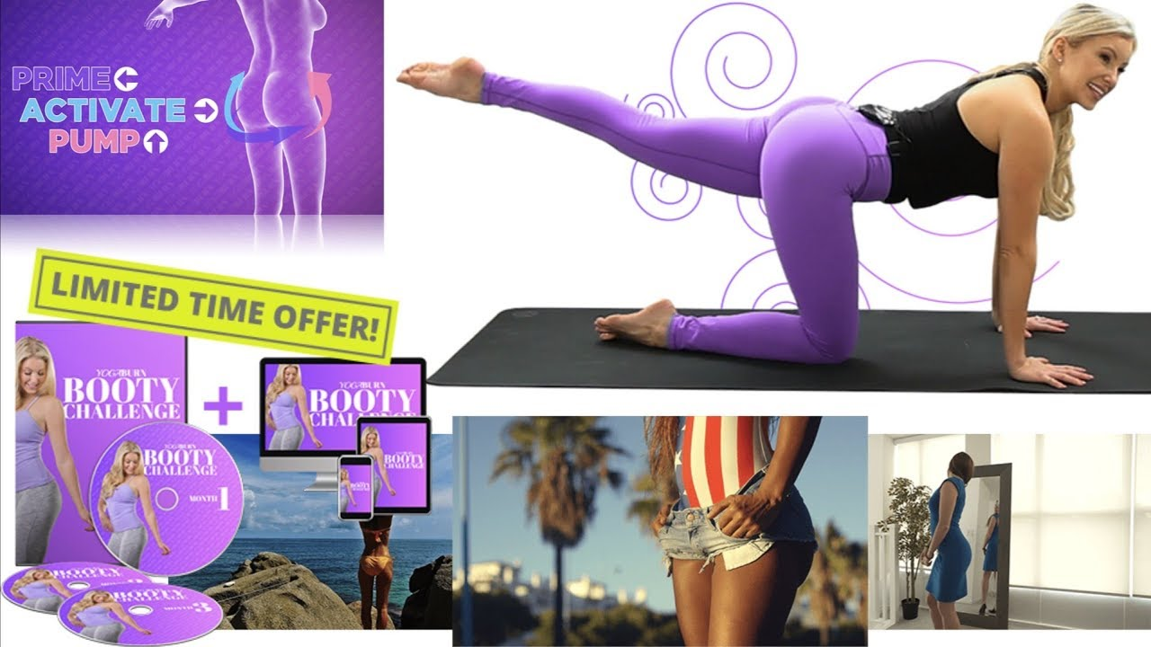 Yoga Burn Booty Challenge Review – Does It Work or Scam?