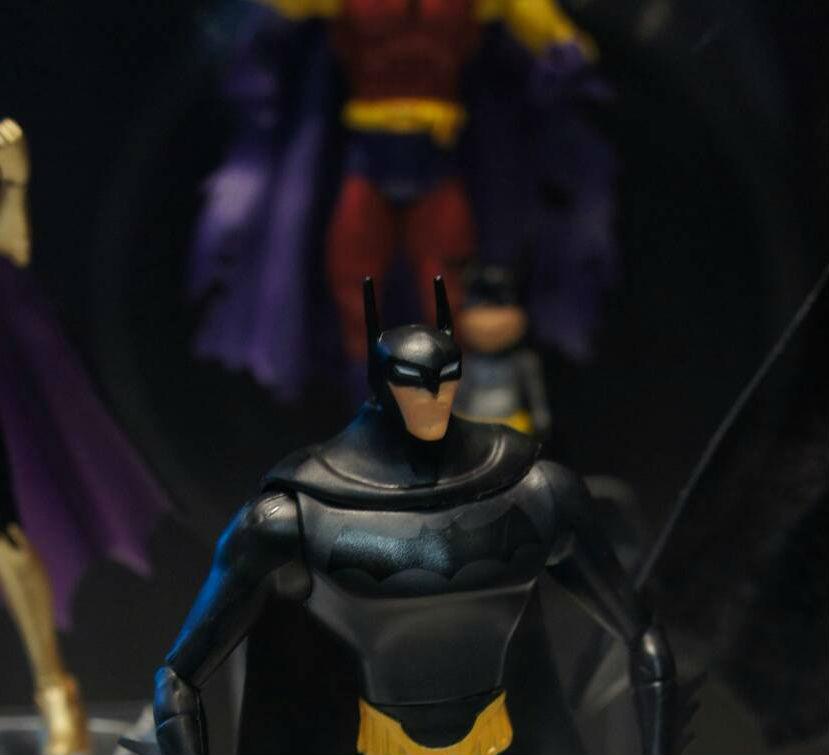 Mattel: Beware the Batman