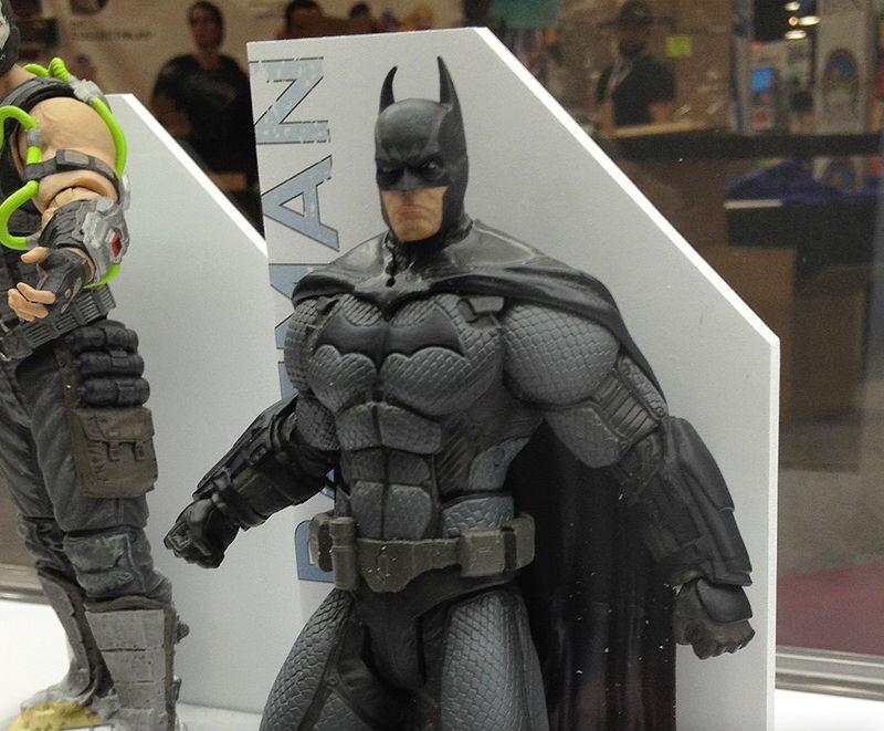 Origins: Batman