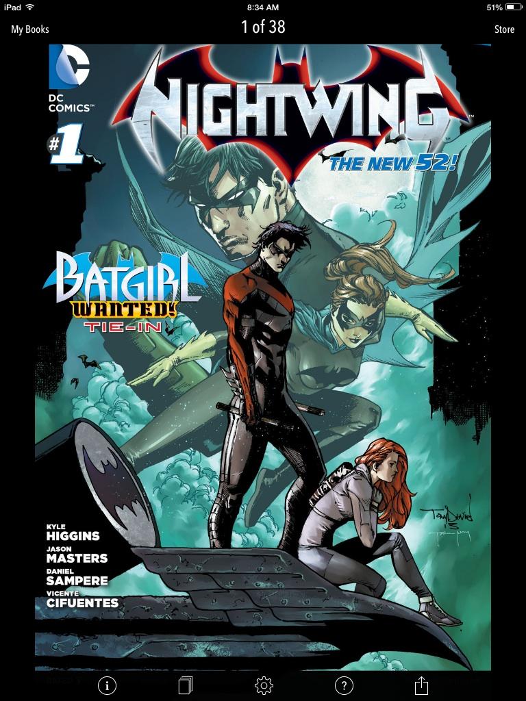 Nightwing Annual 1