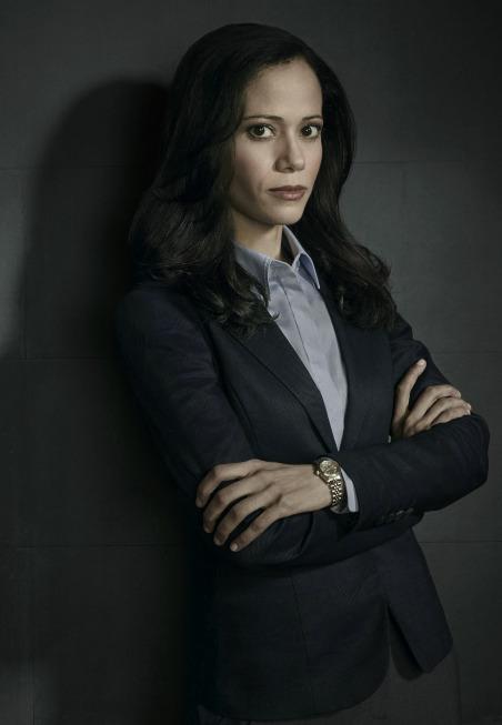 Victoria Cartagena as Renee Montoya