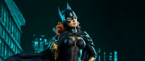 Remarkable Batgirl Premium Format Figure Hairstyles For Men Maxibearus