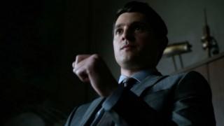 Nicholas D'Agosto as Harvey Dent