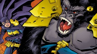 Convergence: Batgirl #2