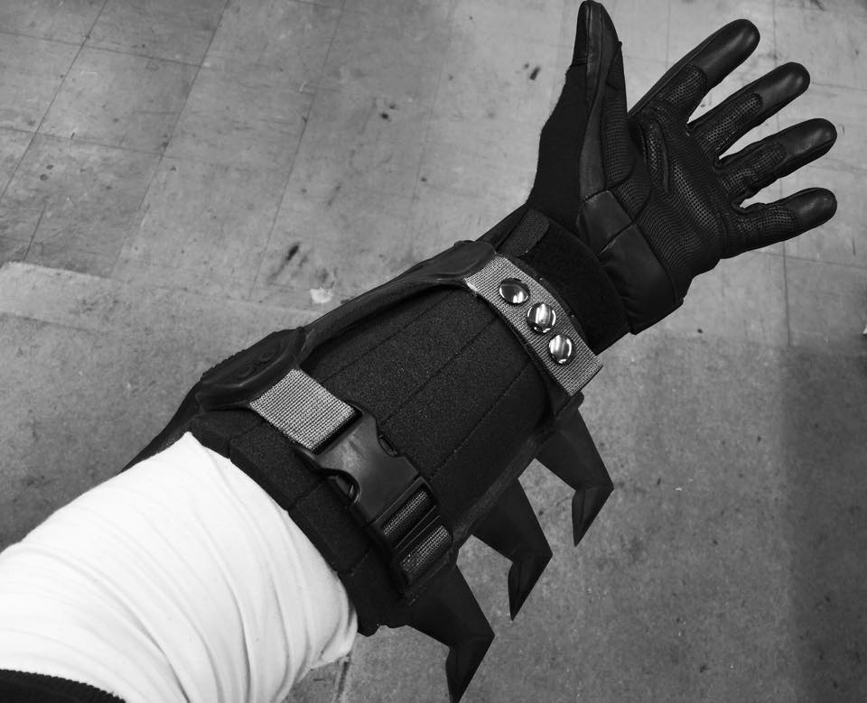 Under the Glove