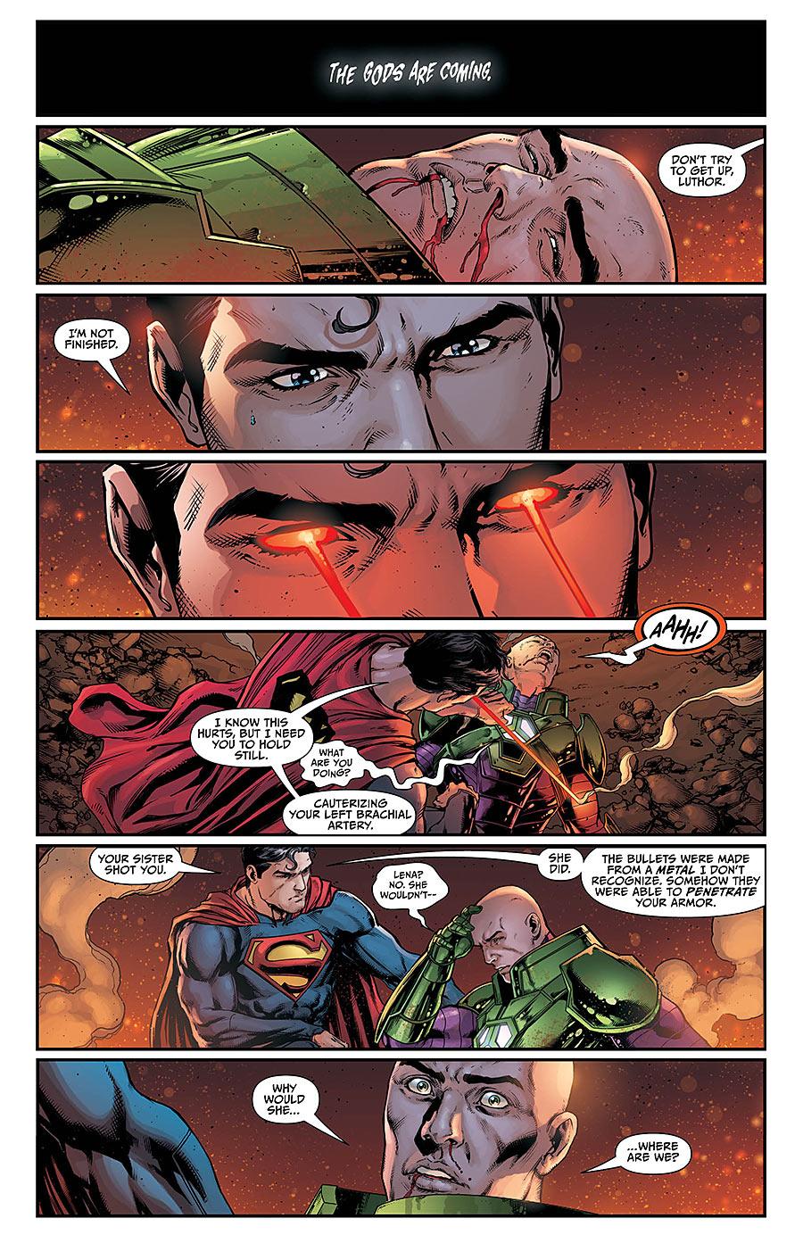 """Schleich DC Comics Justice League 5/"""" giocattolo figura-Darkseid-da collezione giocattolo"""