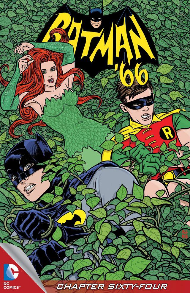 Batman '66 #26 cover