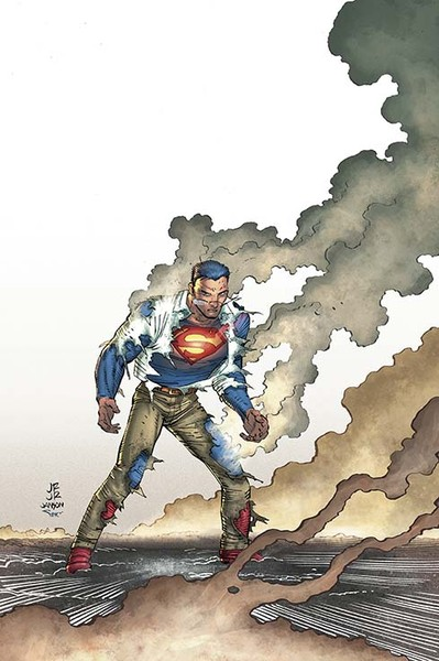 SUPERMAN VOL. 1: BEFORE TRUTH HC