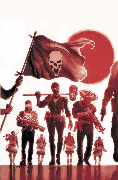 NEW SUICIDE SQUAD VOL. 2: MONSTERS TP