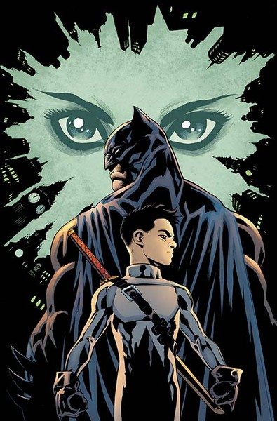 ROBIN: SON OF BATMAN VOL. 1 – YEAR OF BLOOD HC