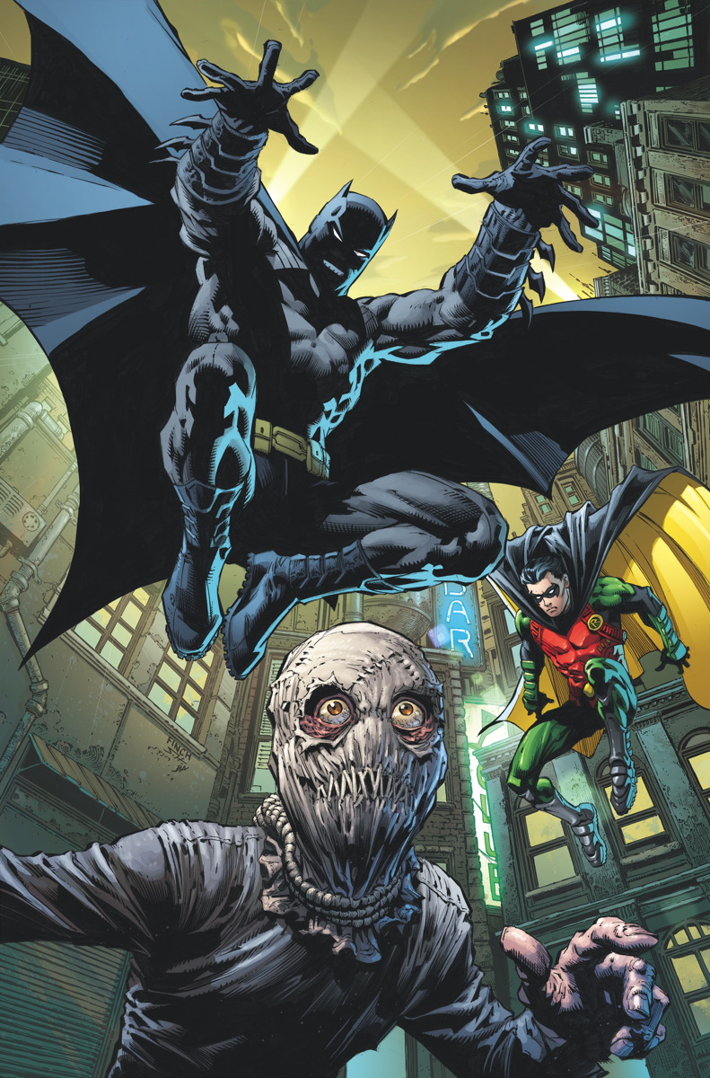 Batman and Robin Eternal #14