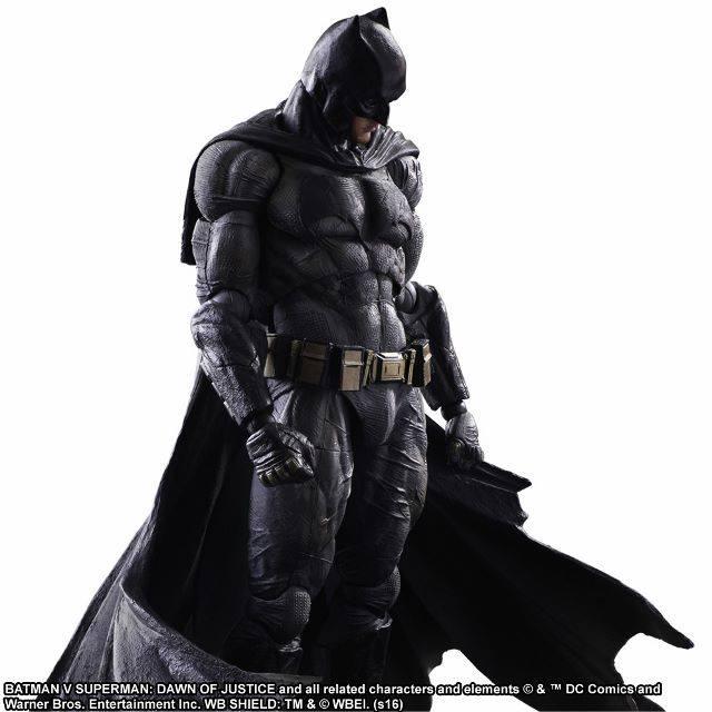 Batman Figure 1/3 View
