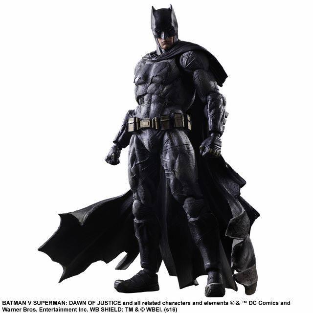 Batman Figure Front View
