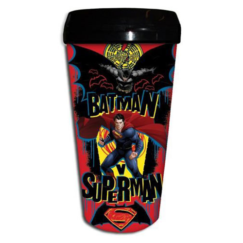 Batman v. Superman Coffee Mug