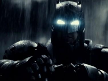 Batman v superman fight jimmy kimmel dark knight news