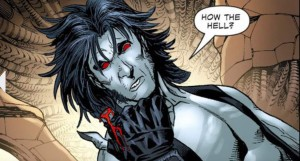 Lobo lost a finger