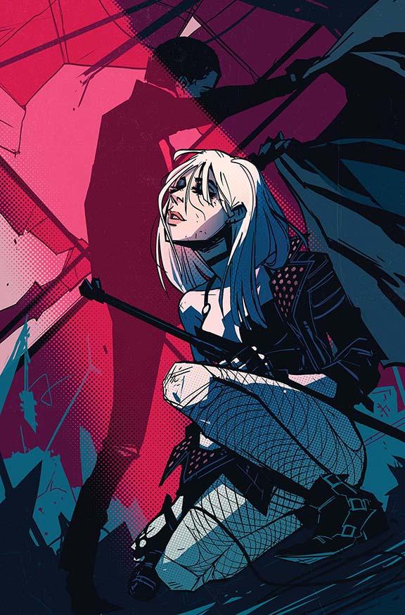 Black Canary #12